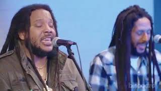 Stephen Marley Julian Marley and Damian Marley Billboard Live Session March 2018