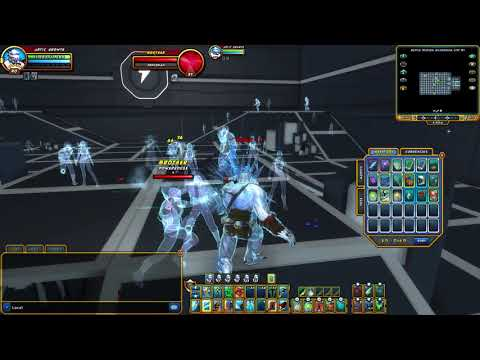 Champions Online: Tank Test #2 Regen vs Battle Station