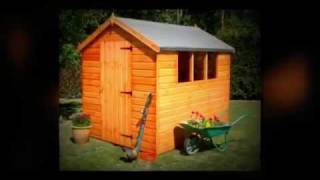 16x20 Shed Plans - All Of Size.flv
