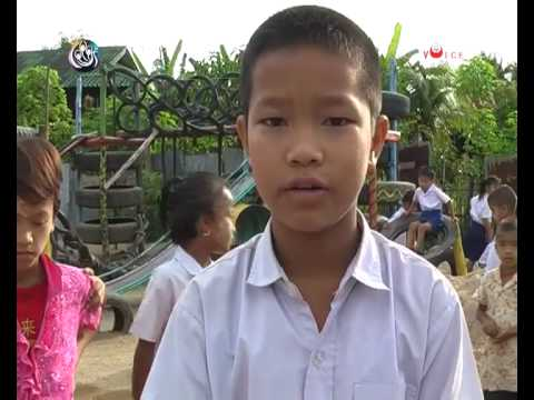 Migrant Kids Life: DVBYV produced coverage on Burmese migrant kids life, from students & labor point of views.