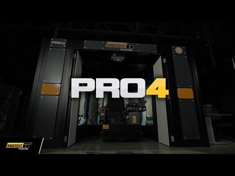 PRO4 Simulator Immersive Technologies
