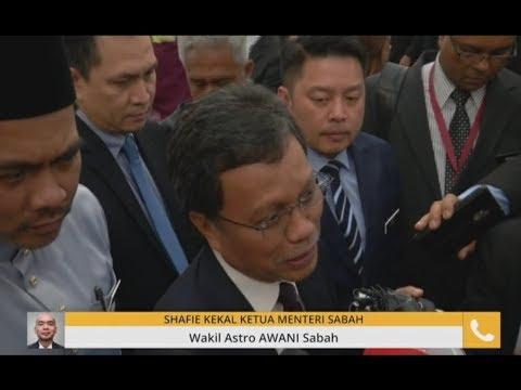 Kemelut pentadbiran negeri Sabah terjawab
