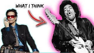 Steve Vai: What I Think About Jimi Hendrix