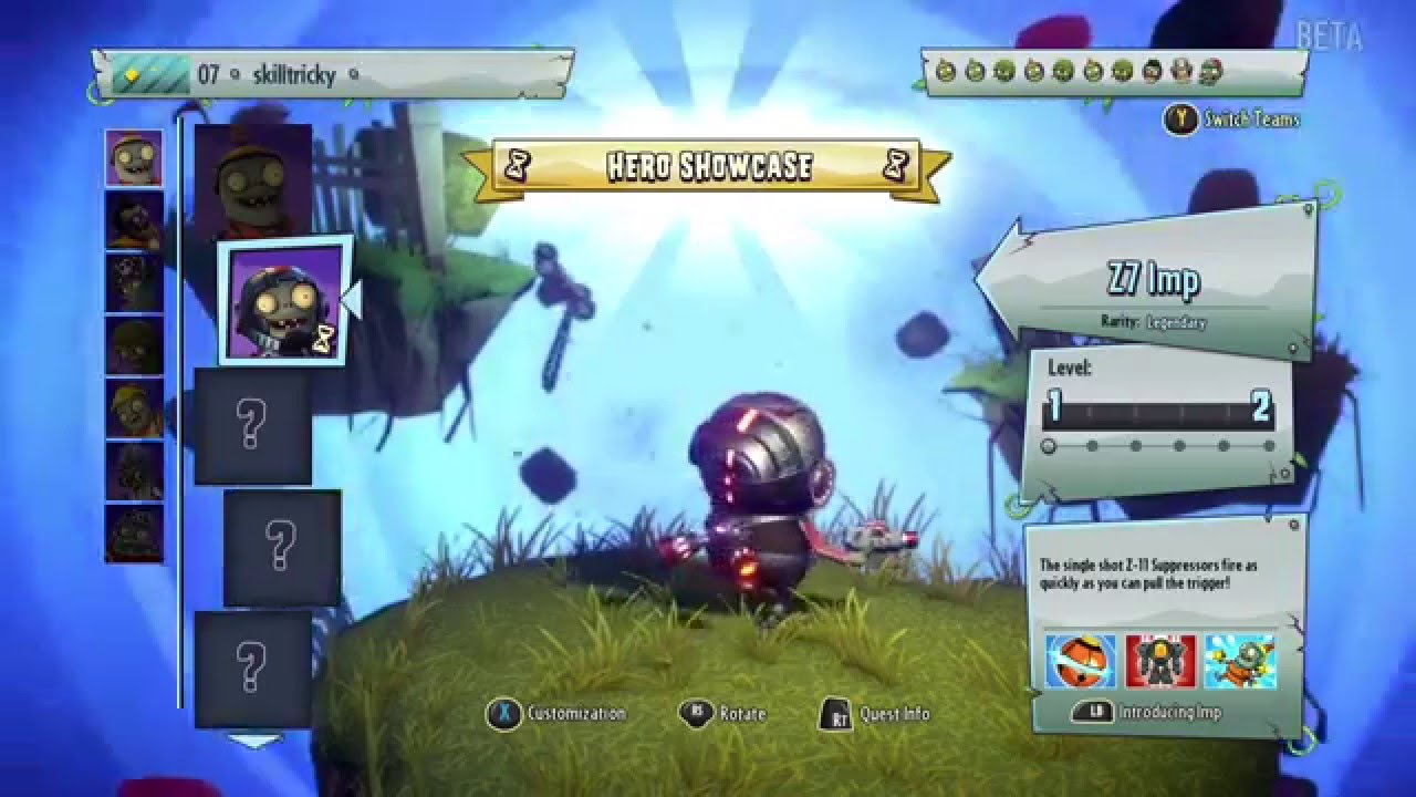 Prepossessing Plants Vs Zombies Garden Warfare  Multiplayer Beta  New  With Lovely Plants Vs Zombies Garden Warfare  Multiplayer Beta  New Zombie Class  Imp  Zmech With Attractive Grey Gardens Jewelry Also Black Garden Pots In Addition Kew Garden Membership And Covent Garden Gallery As Well As Rock Garden With Potted Plants Additionally Westland Garden Health From Youtubecom With   Lovely Plants Vs Zombies Garden Warfare  Multiplayer Beta  New  With Attractive Plants Vs Zombies Garden Warfare  Multiplayer Beta  New Zombie Class  Imp  Zmech And Prepossessing Grey Gardens Jewelry Also Black Garden Pots In Addition Kew Garden Membership From Youtubecom