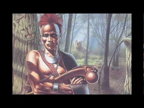 Cherokee War Dance