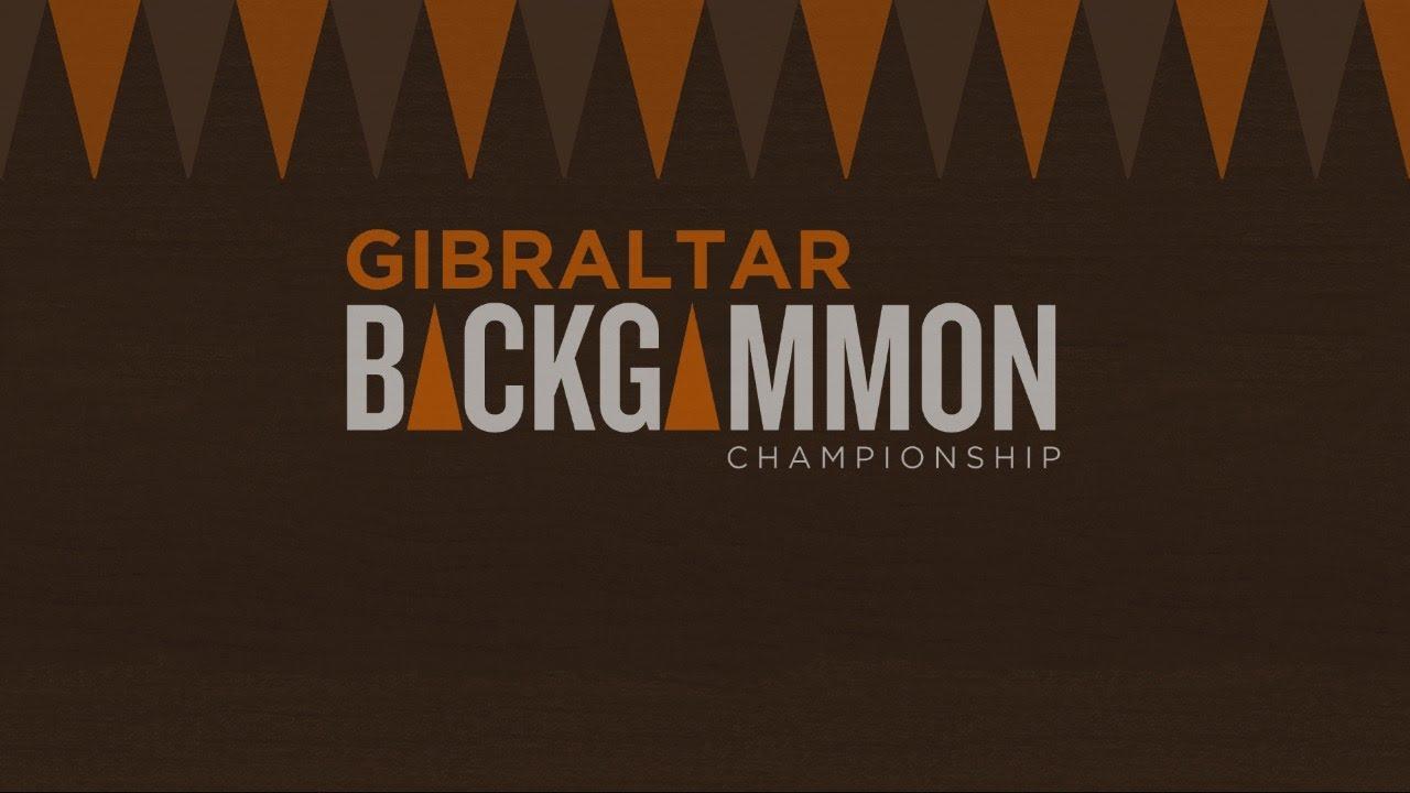 Gibraltar Backgammon Championship 2020 - Semi Finals & Final