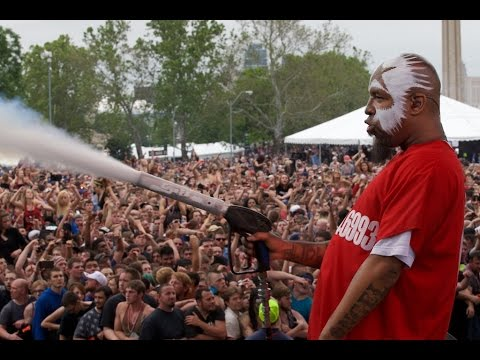 Tech N9ne | Rockfest 2015 Recap - Kansas City, MO