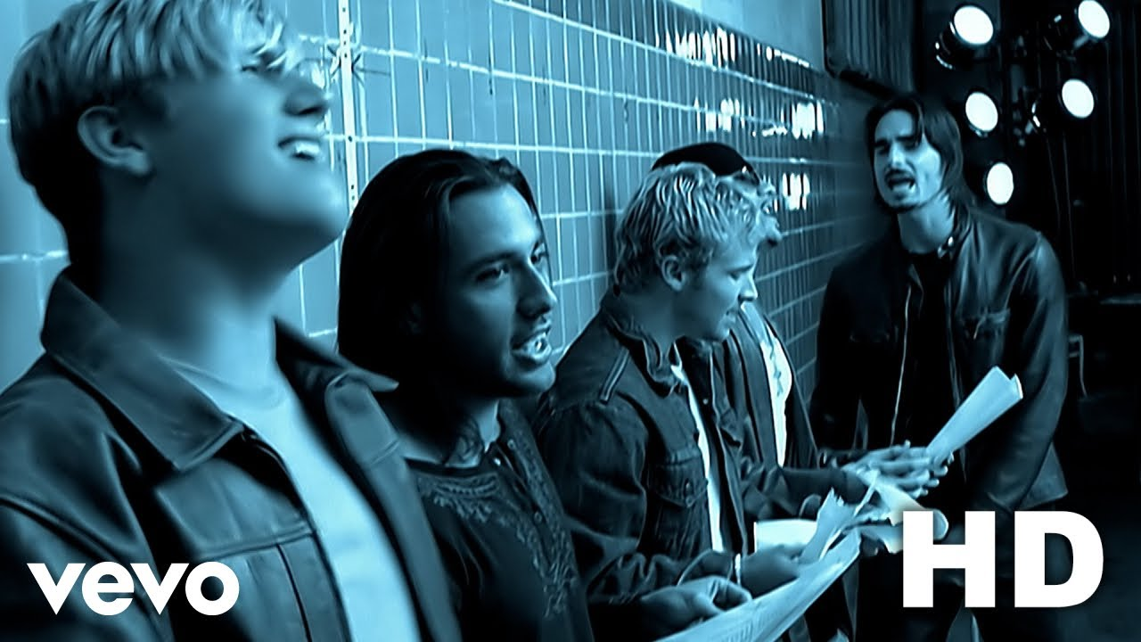 Backstreet Boys - Shape Of My Heart (Official HD Video)