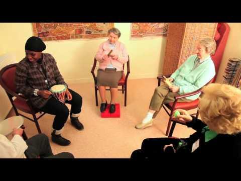 Ateliers (2) Thérapeutiques Alzheimer - Atelier percussions et chants