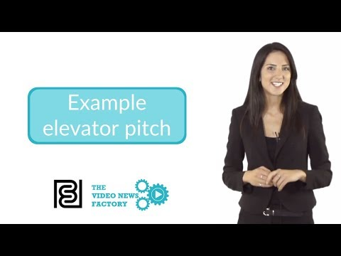 Example of Investor Pitch Videos