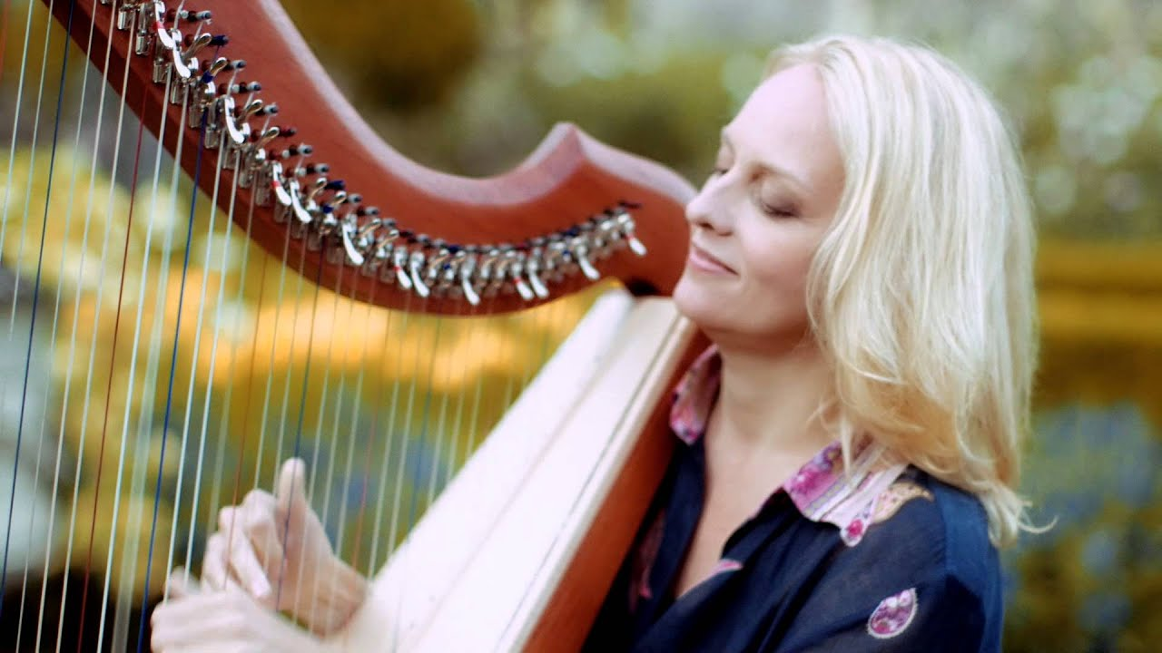 The Butterfly - Celtic Harp by Julia Cunningham