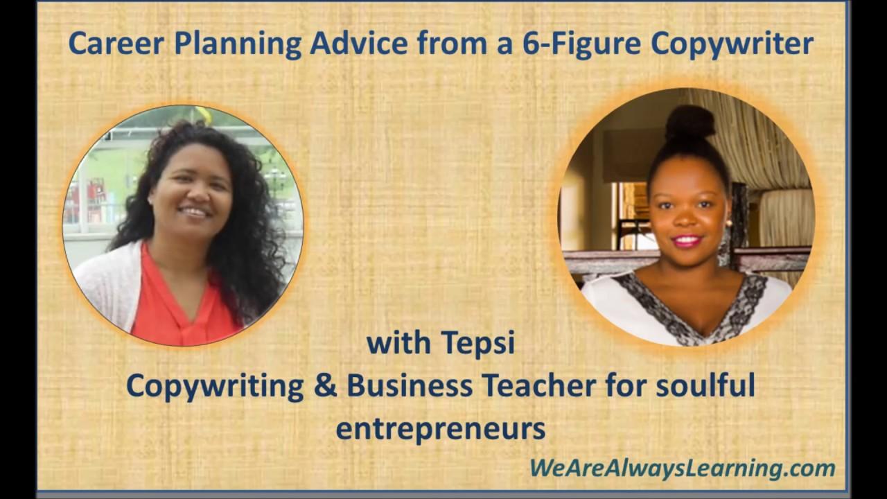 career advice from a six figure entrepreneur career advice from a six figure entrepreneur