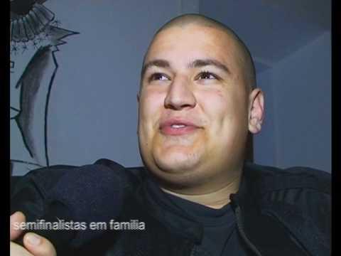 AÇOR TALENTOS - Semifinalista Fabio Ferreira