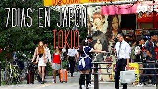 Trailer 7 días en Japón: Tokio