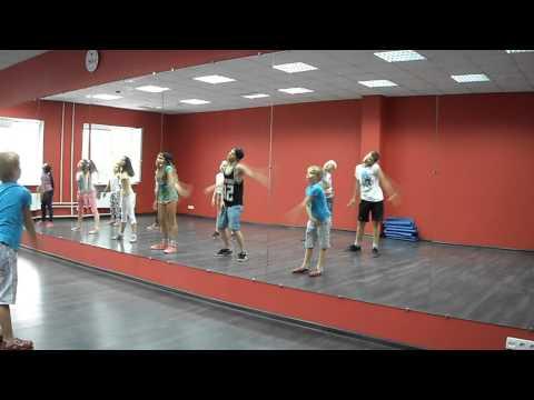 Летний лагерь во Free dance, 2014 год