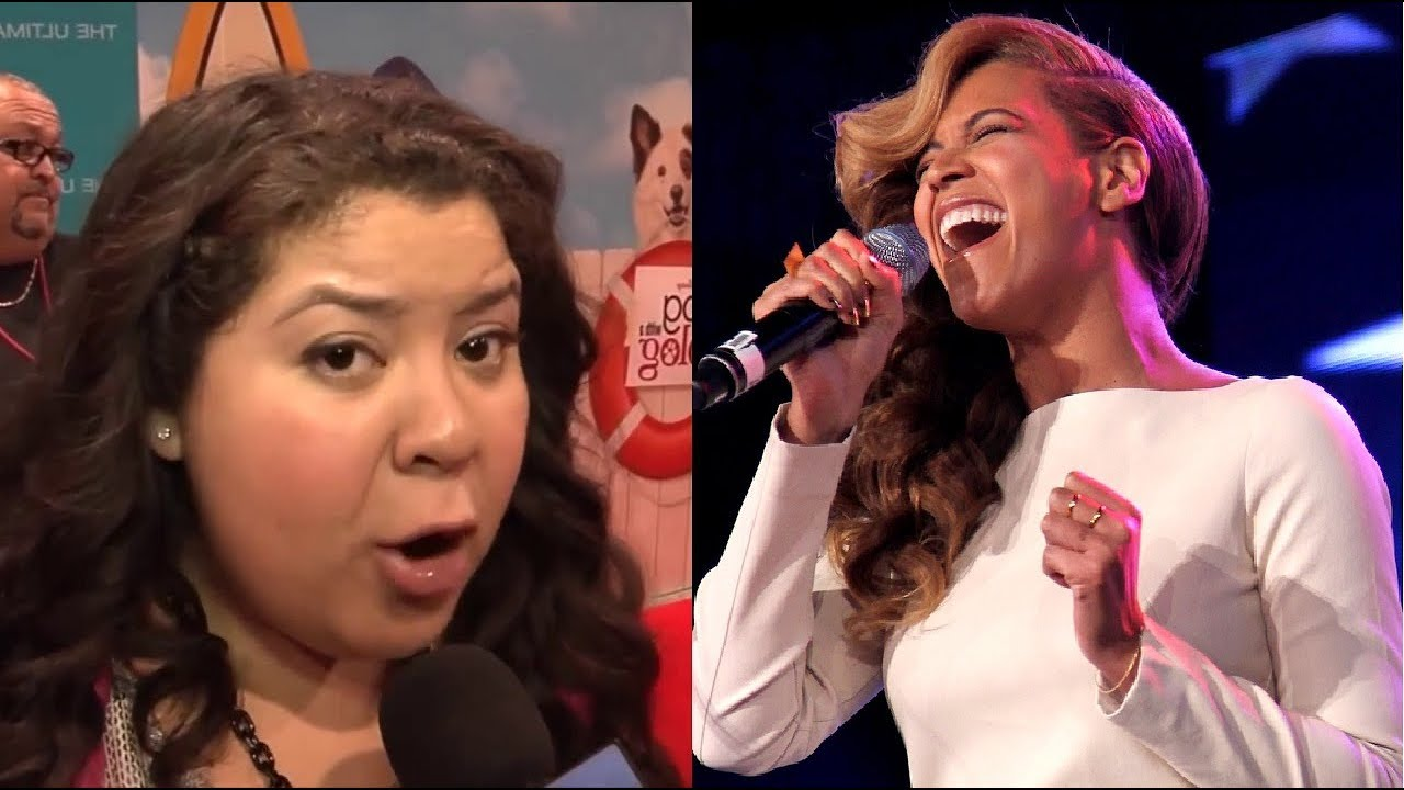 why Raini Rodriguez is better than Beyonce - YouTube