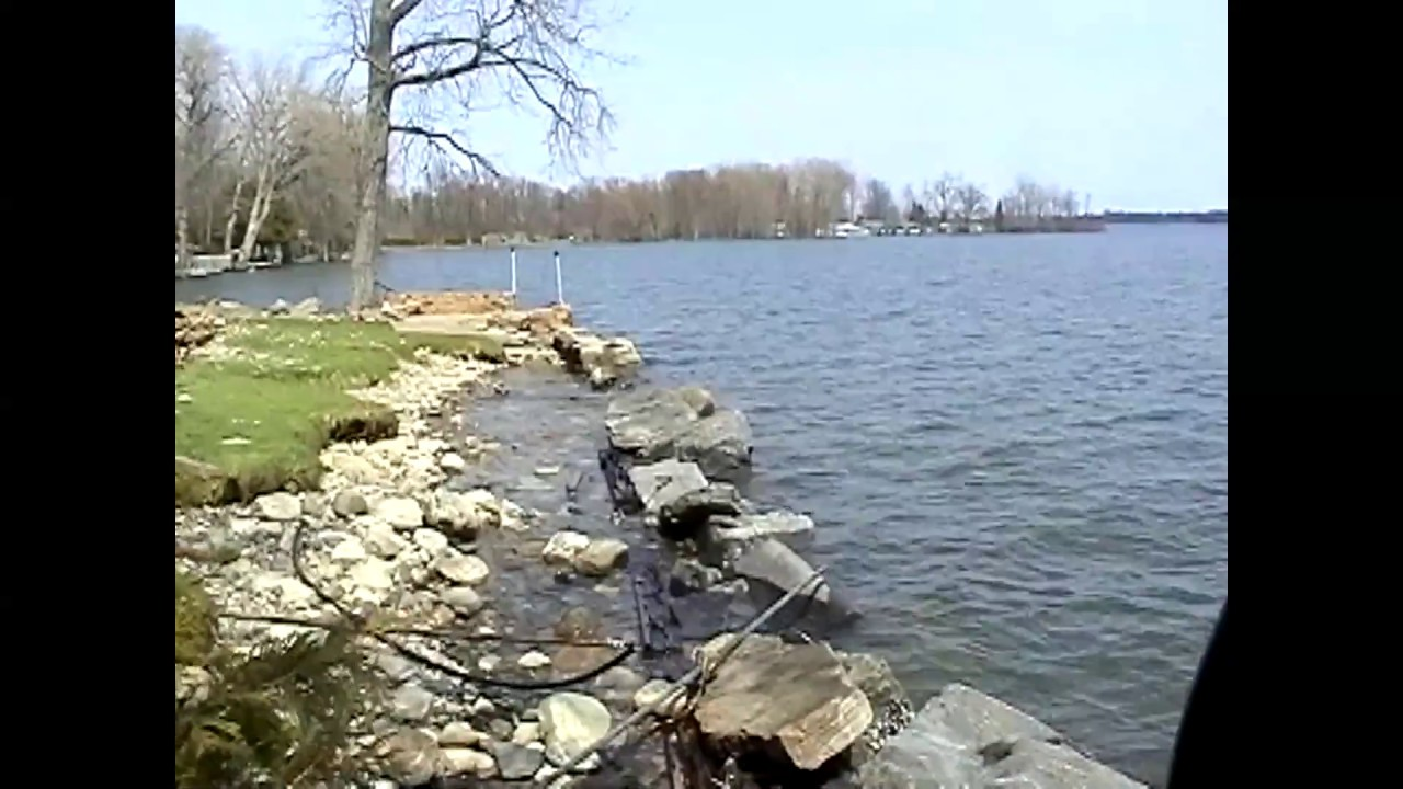 Lake Champlain Flooding  4-27-11