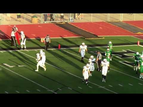 Game 1 - Lake Dallas Falcons vs. Denton Broncos - 2016