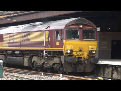 Stephen's railway adventures - March 2007
