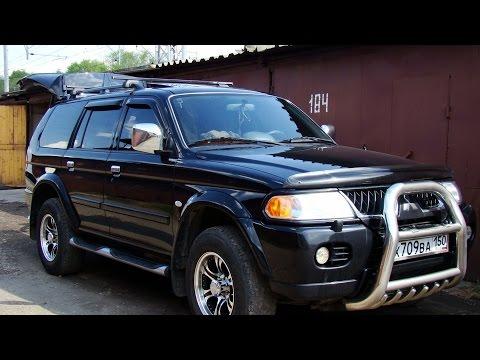 Mitsubishi Pajero в горах Казахстана, отличный тест-драйв - YouTube