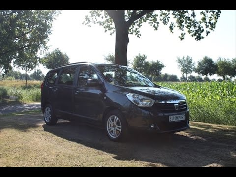 dacia lodgy eu import youtube