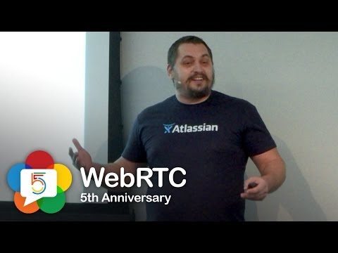 Write-once, run WebRTC anywhere with React Native (Kranky Geek WebRTC 2016)