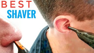 The best nose trimmer - Philips series 3000 nose + ear + eyebrows shaver