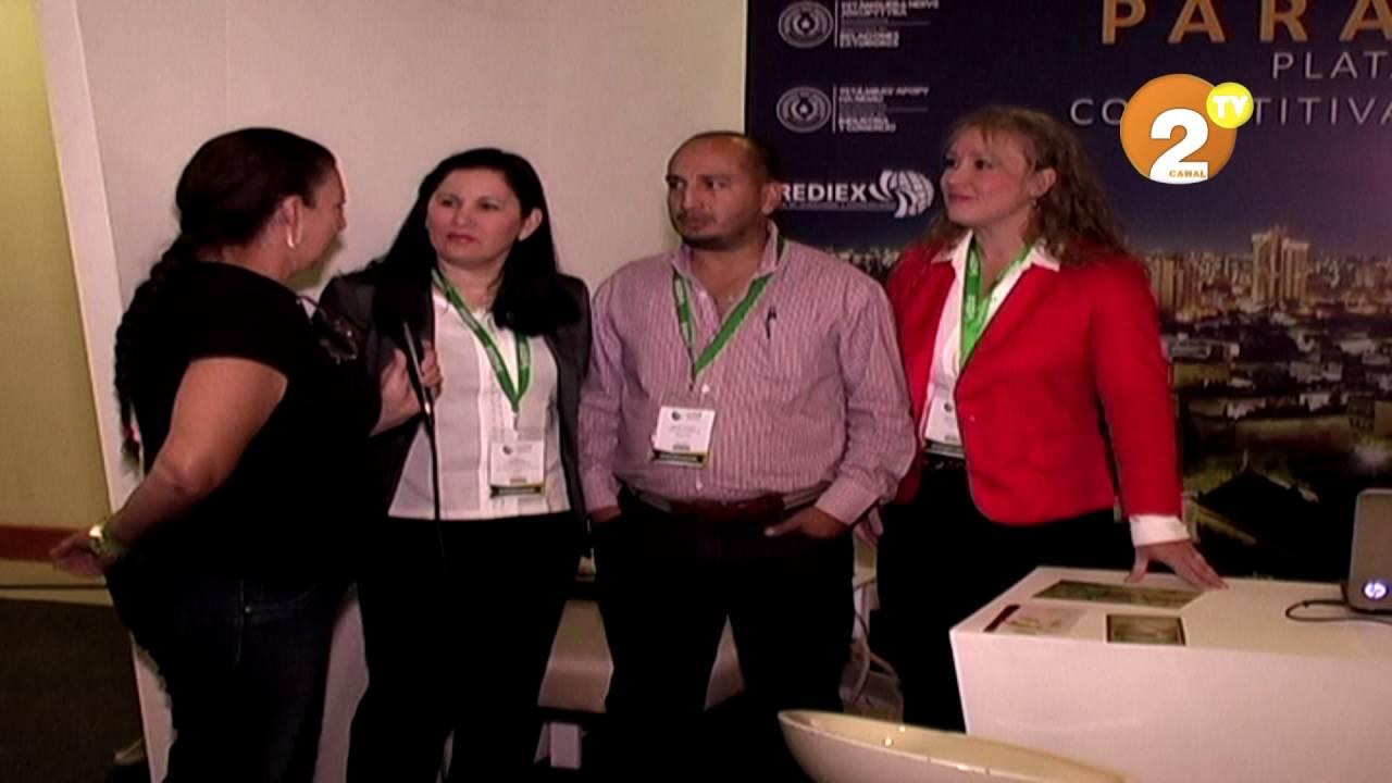 ECOS DE:  EXPO ALADI 2016.... Paraguay