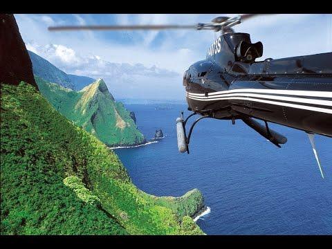 Sunshine Helicopter Tour, Maui, Hawaii