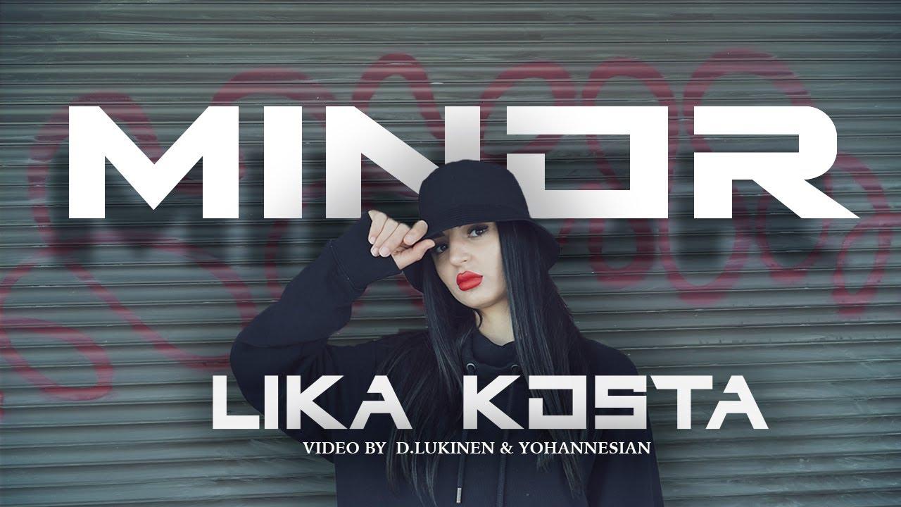 Download LIKA KOSTA - MINOR [EXCLUSIVE COVER, 2020]