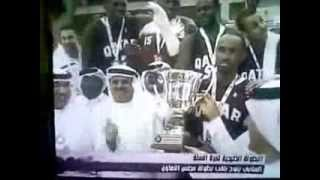 Mizo Amin   GCC 12th Champion for National Teams Qatar Basketball 2010