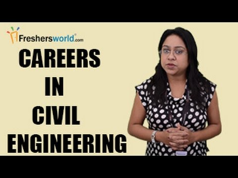 Careers In Civil Engineering Gate Design Structures Mtech Campus Drive Top Recruiters Youtube