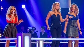 Gemyni Vs Jade Mayjean Peters: Battle Performance - The Voice UK 2014 - BBC One