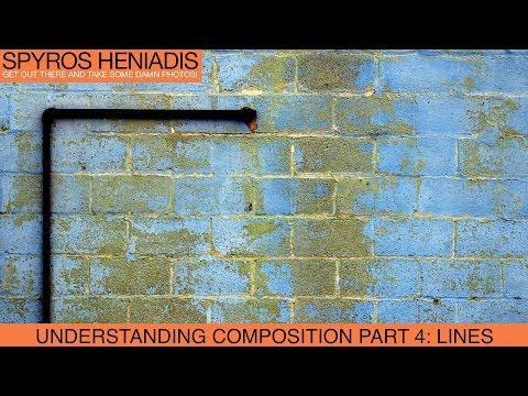 Understanding Composition Part 4: Lines