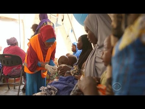 Millions face death in African famine crisis