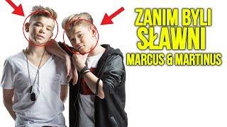 Zanim byli sławni | Marcus & Martinus