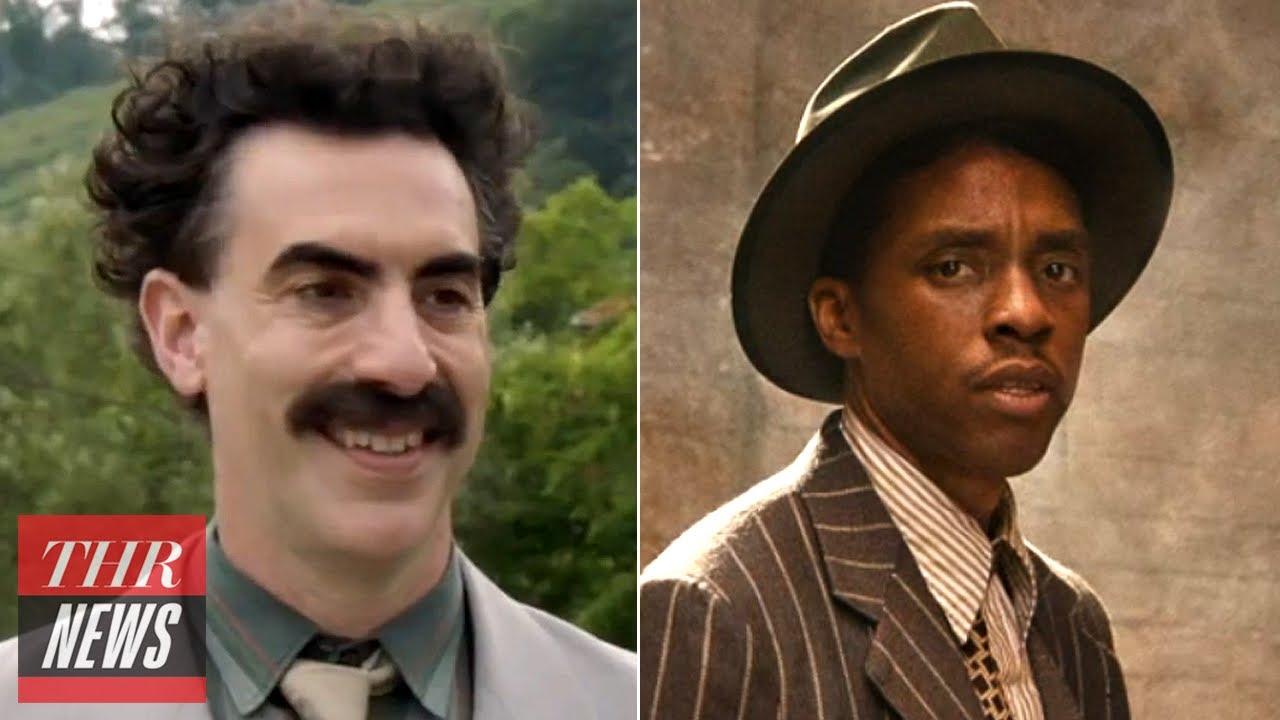 Sacha Baron Cohen's Back as Borat, Chadwick Boseman's Final Role for Netflix and More | THR News