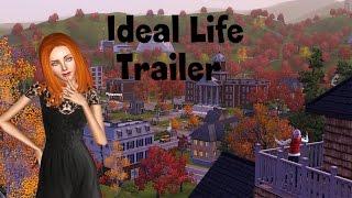 The sims 3. Сериал: Идеальная жизнь. Трейлер. | The sims 3. Serial:Ideal life. Trailer.