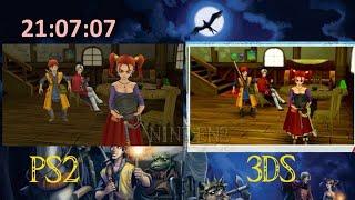 21:07:07 DQ8 3DS/PS2 Relay Speedrun