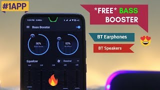 [#1APP]BOOST Sound of BT Headphones/Earphones/Speakers ft. RN7 Pro| Best Sound BOOST App For Android screenshot 1