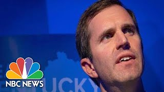 Watch live: Projected governor-elect of Kentucky Andy Beshear holds news conference