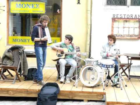 Tallin street music