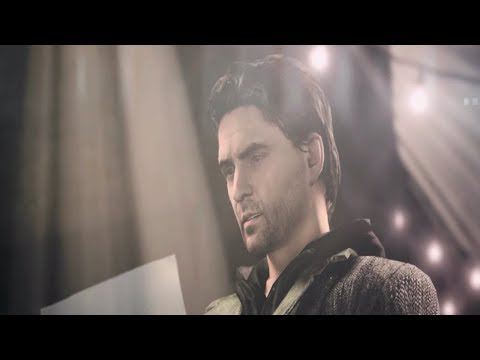 Alan Wake - Fighting Our Way Into The Well Lit Room