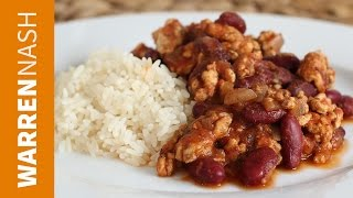 Turkey Chilli Con Carne Recipe - Fitness Recipes by Warren Nash