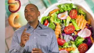 The importance of Fiber with Dr.John Agwunobi  New Product - Herbalife Active Fiber Complex