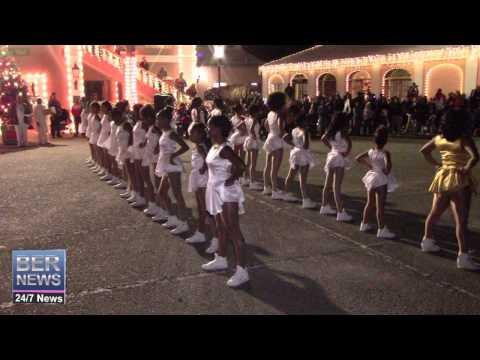Sui Generis Dance Team At St George's Santa Claus Parade, December 13 2014