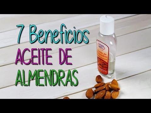 Aceite de Almendras Dulces - ¿Para qué sirve? Cuidado de la Piel  y Cabello - Catwalk