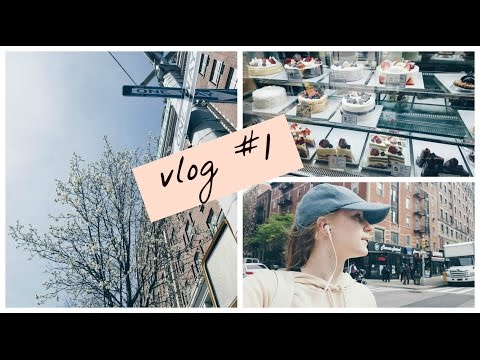 Cute coffee shop~Broadway Shows~Time Square~Hershey Chocolate Store| Vlog #1|