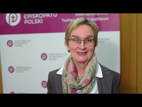 """O inicjatywie """"Zranieni w Kościele"""" mówi jej współinicjatorka Barbara Smolińska"""