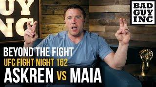 Who is the better grappler - Ben Askren or Demian Maia?